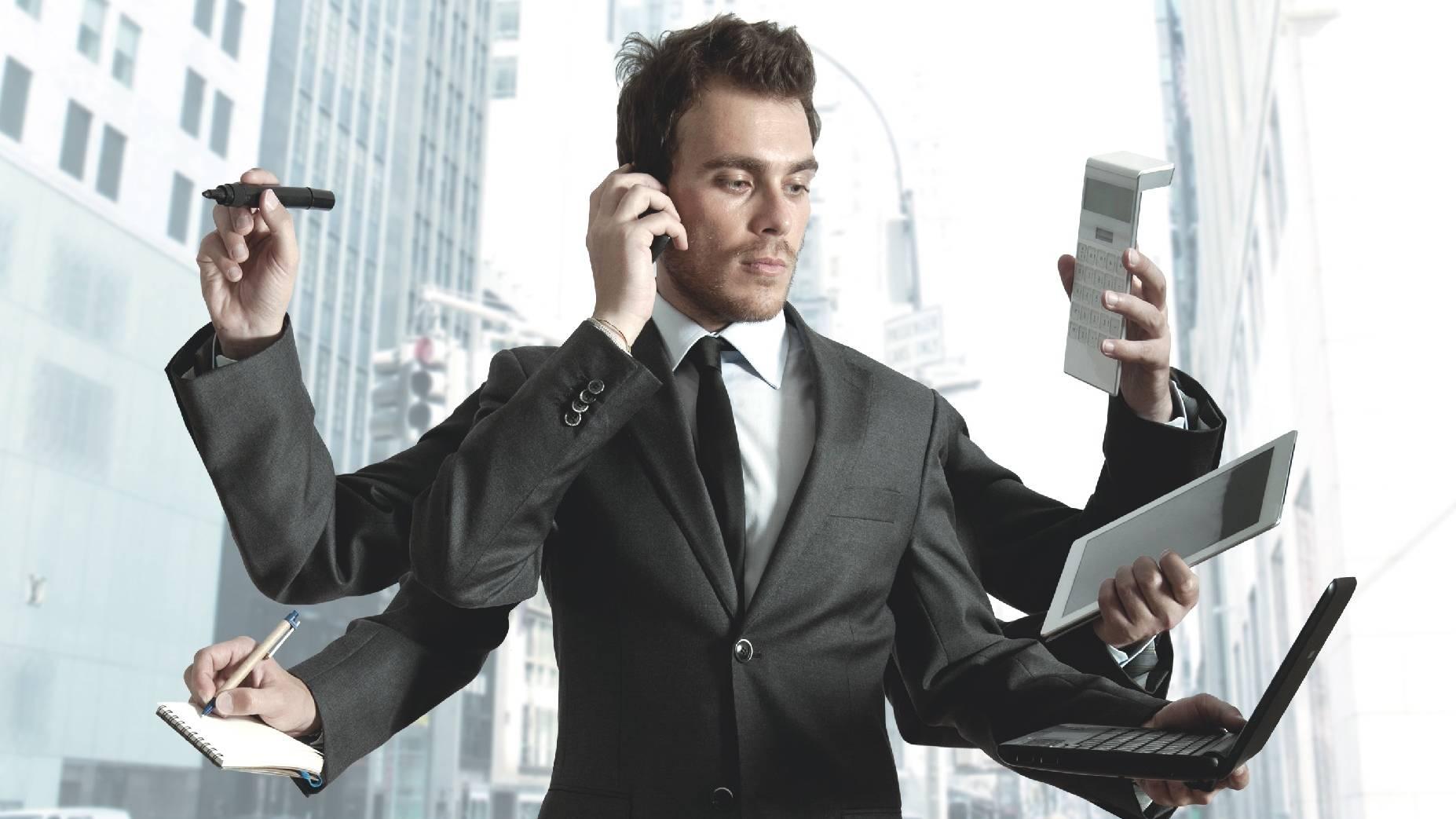 agile automations manager multitasking