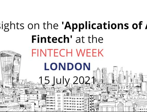 Insights on the 'Application of AI in Fintech' at the FinTech Week London
